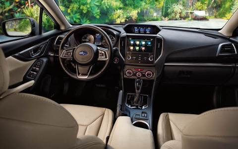 TomTom Maps and Navigation Software Power Subaru's New Infotainment Platform (Photo: Business Wire)