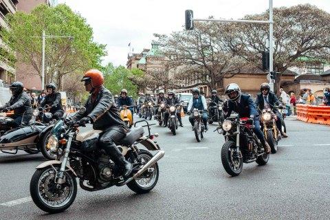 Am 25. September sammeln und fahren Motorradfans auf der ganzen Welt für Projekte zur Verbesserung d ...