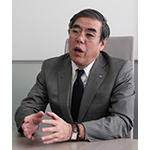 Executive Officer Sumio Morimoto, General Manager, Printing & Variable Information Products Operations, Business Administration Division at LINTEC Corporation (Photo: Business Wire)