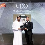 Abdulla Matar Al Mannaei Wins the Award for Best CEO in Middle East (Photo: ME NewsWire)