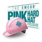 EMCOR Group Launches Its 2016 Pink Hard Hat Campaign