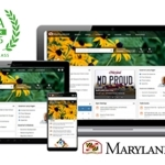 Maryland.gov provides a gateway for more than 84 million visitors to agency websites and hundreds of time-saving digital government services. (Photo: Business Wire)