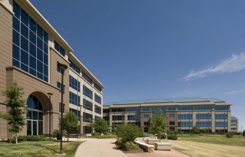 Columbia Property Trust (NYSE:CXP) has completed the sale of a suburban office complex located outside Denver, fully leased as the world headquarters of construction firm CH2M, to Angelo, Gordon & Co., a New York-based alternative investment firm, for $122 million in gross proceeds. (Photo: Business Wire)