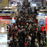 Bird-view of Manufacturing World Osaka 2015 (Photo: Business Wire)
