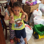 The children that inspired this act of kindness, A'mya and Day'von Smith (Photo: Business Wire)