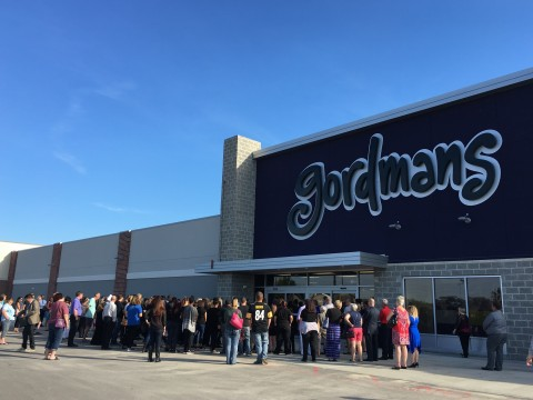 Gordmans grand opening (Photo: Business Wire)