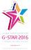 La Exposición de Juego Global, 'G-STAR 2016' Tendrá Lugar a la Más Grande Escala