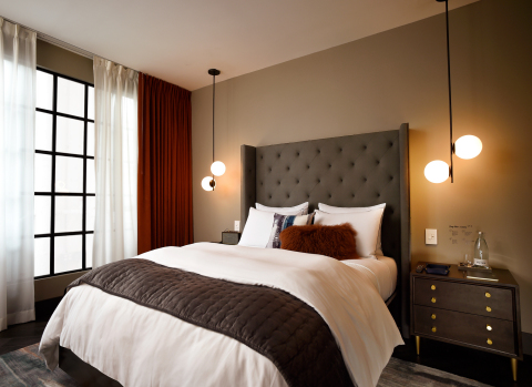 West Elm HOTELS (Photo: Business Wire)