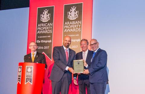 Africa & Arabia Property Awards 2016-2017 (Photo: ME NewsWire)