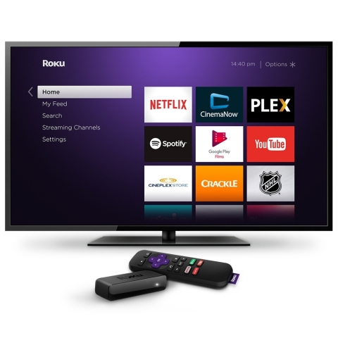 Roku launches 5 new media streamers, prices range from $30 to $130