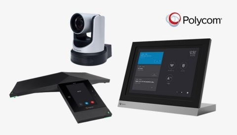 Polycom is extending the native Skype for Business meeting experience with the new Microsoft Skype Room System - the Polycom MSR Series (formerly known as Project Rigel). The MSR Series for Skype Room Systems brings the Skype for Business meeting experience, with rich HD audio and video, to every meeting room. (Graphic: Business Wire)