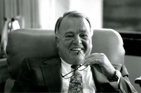 Charles R. Walgreen III, former Walgreen Co. chairman and CEO, died Monday, Sept. 26, at age 80. (Photo: Business Wire)