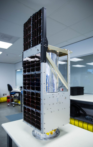 Built by Spaceflight Industries, Pathfinder-1 and 2 are key demonstration satellites for BlackSky's planned 60-satellite constellation. (Photo: Business Wire)