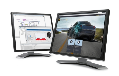VeriStand adds HIL test features for autonomous vehicles (Photo: Business Wire)