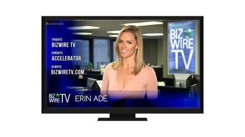 Erin Ade, host of BizWireTV (Photo: Business Wire)
