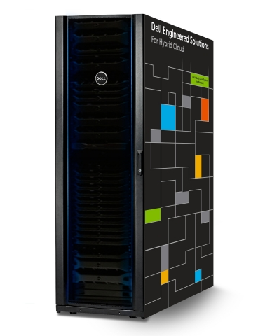 The Dell EMC Hybrid Cloud System for Microsoft (Photo: Business Wire)