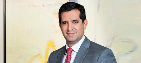 Marc Baca, Russell Reynolds Associates (Photo: Business Wire)