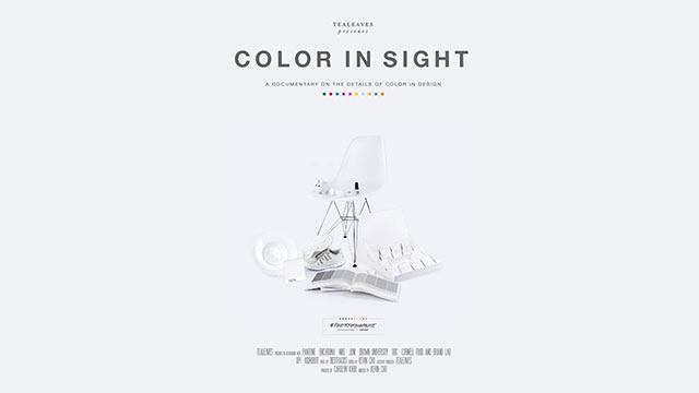 Color In Sight: A Documentary on the Details of Color in Design by TEALEAVES (Video: Business Wire)