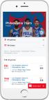 StubHub's new Philadelphia 76ers ticketing platform. (Photo: Business Wire)