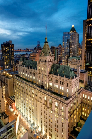 229 West 43rd Street in New York, owned by Columbia Property Trust, has achieved Gold Wired Certific ...