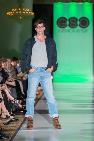 Wrangler presented looks ranging from casual everyday styles to bolder bohemian and western-influenced trends. (Photo: Business Wire)