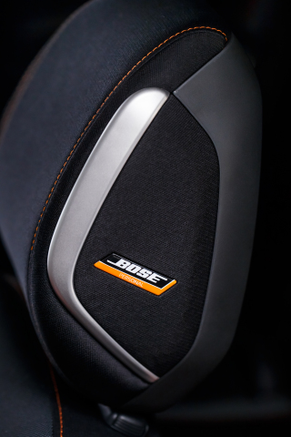 The Bose Personal Headrest. (Photo: Business Wire)