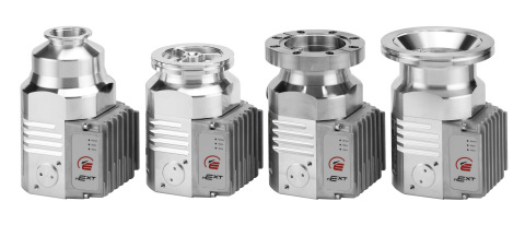 Edwards nEXT85 turbomolecular pumps (Photo: Business Wire)