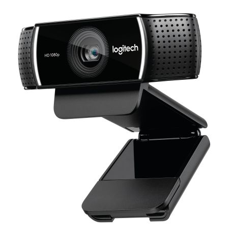 Logitech C922 Pro Stream Webcam (Photo: Business Wire)