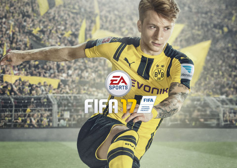 Make Your Mark in EA SPORTS FIFA 17 Available Now Worldwide (Graphic: Business Wire)