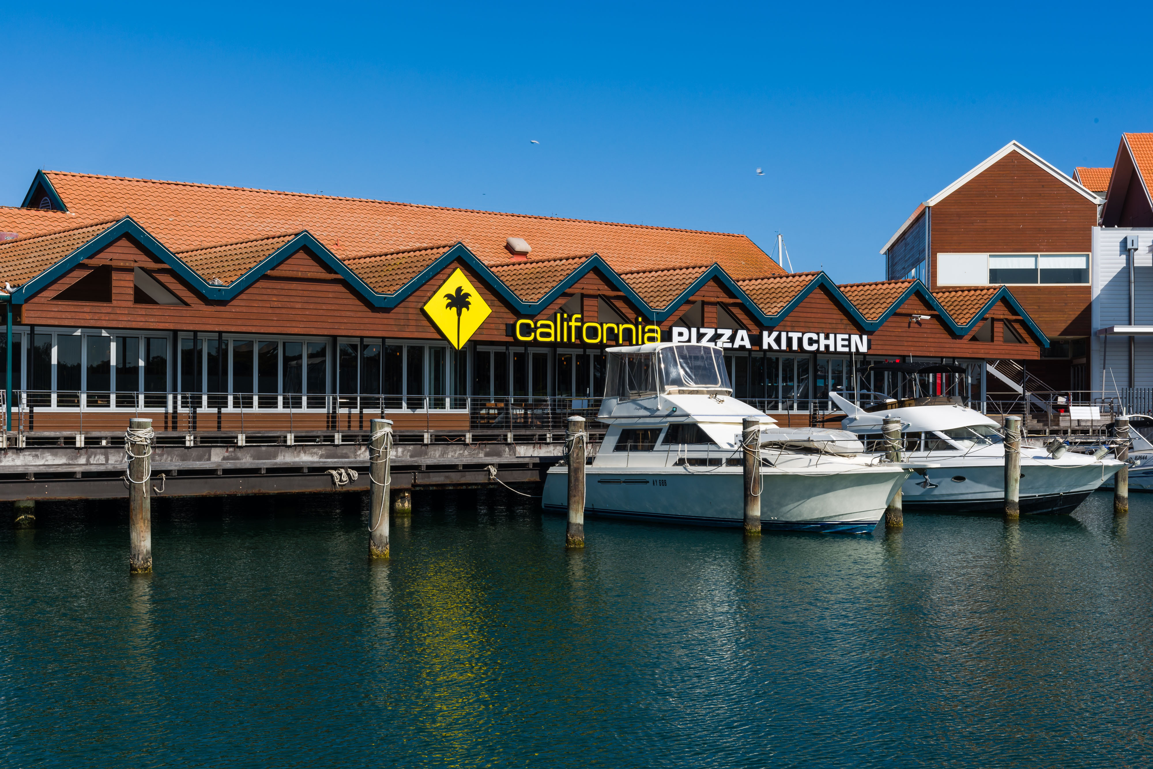Charmant California Pizza Kitchen Opens First Location In Australia | Business Wire