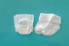 The New Size P-3 Diaper is Three Sizes Smaller than Newborn Diapers to Fit the Most Vulnerable Premature Babies Weighing as Little as 1 Pound. (Photo: Business Wire)