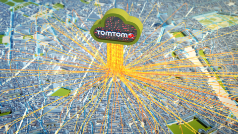 TomTom Launches On-Street Parking Service to Help Drivers Find that Parking Spot More Quickly (Photo ...