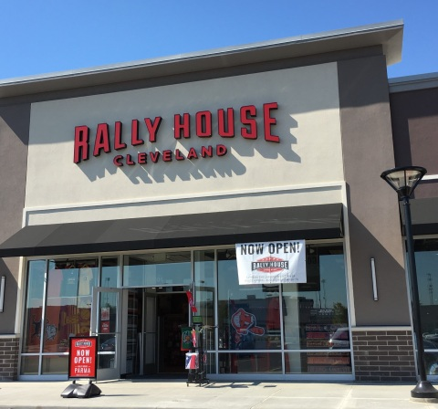 The Shoppes at Parma - New Rally House (Photo: Business Wire)