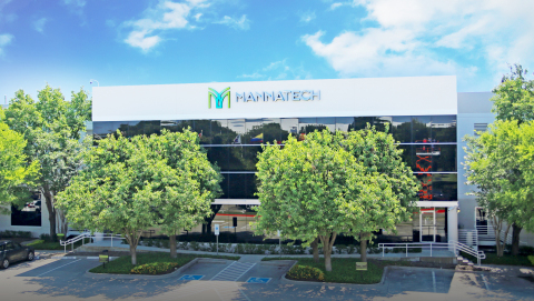 Mannatech's corporate headquarters in Coppell, Texas. (Photo: Business Wire)
