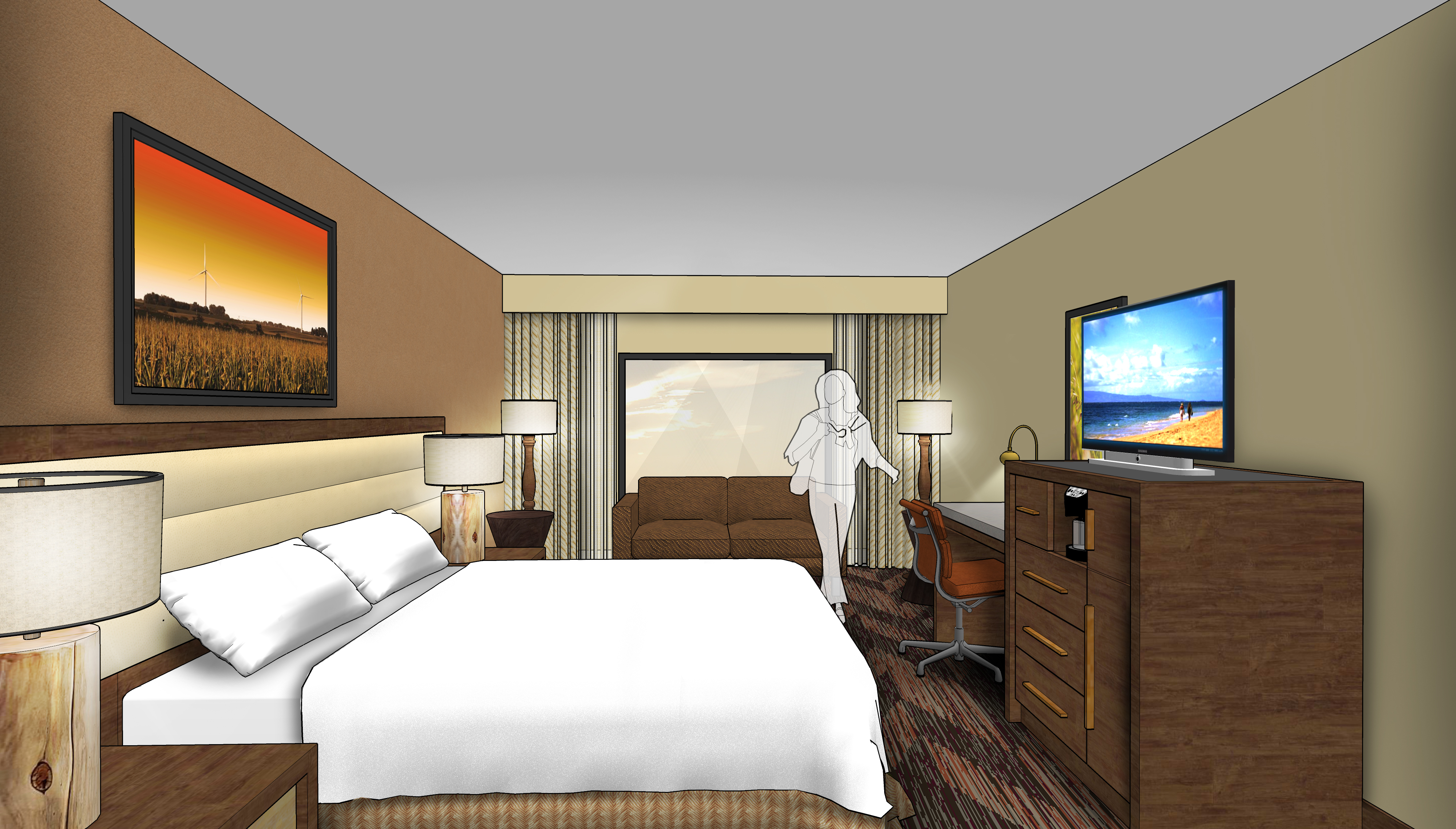 DoubleTree By Hilton Kicks Off First Property In Lawrence Opening Its Doors To Kansas Football Fans And University Visitors