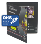 Occupational Health & Safety (OH&S) magazine names J. J. Keller®  Video Training Book a 2016 New Product of the Year. (Graphic: Business Wire)