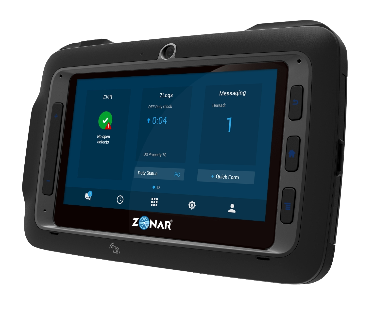 Zonar Ushers in a New Era of Fleet Management Technology with Zonar Connect (Photo: Business Wire)