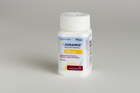 ZURAMPIC® (lesinurad) is now available in pharmacies throughout the United States. (Photo: Business  ...
