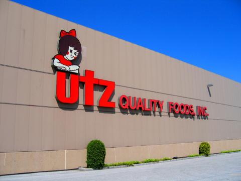 Main Headquarters (Source: Utz Quality Foods, LLC)