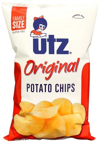 Leading Item Utz Brand (Source: Utz Quality Foods, LLC)
