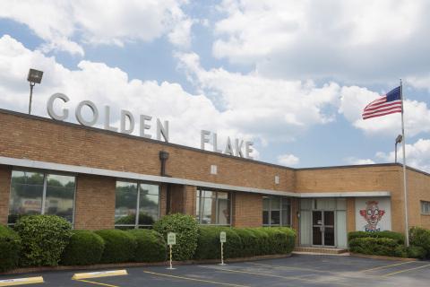 Golden Flake Headquarters (Source: Utz Quality Foods, LLC)