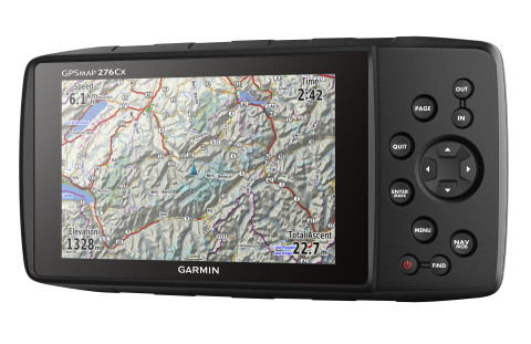 Garmin GPSMAP 276Cx (Photo: Business Wire)
