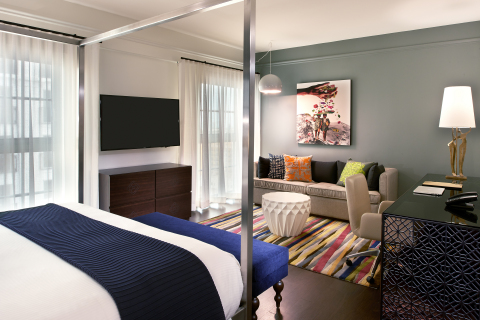 Hotel Colonnade Coral Gables Announces Completion of $18 Million Renovation (Photo: Business Wire)