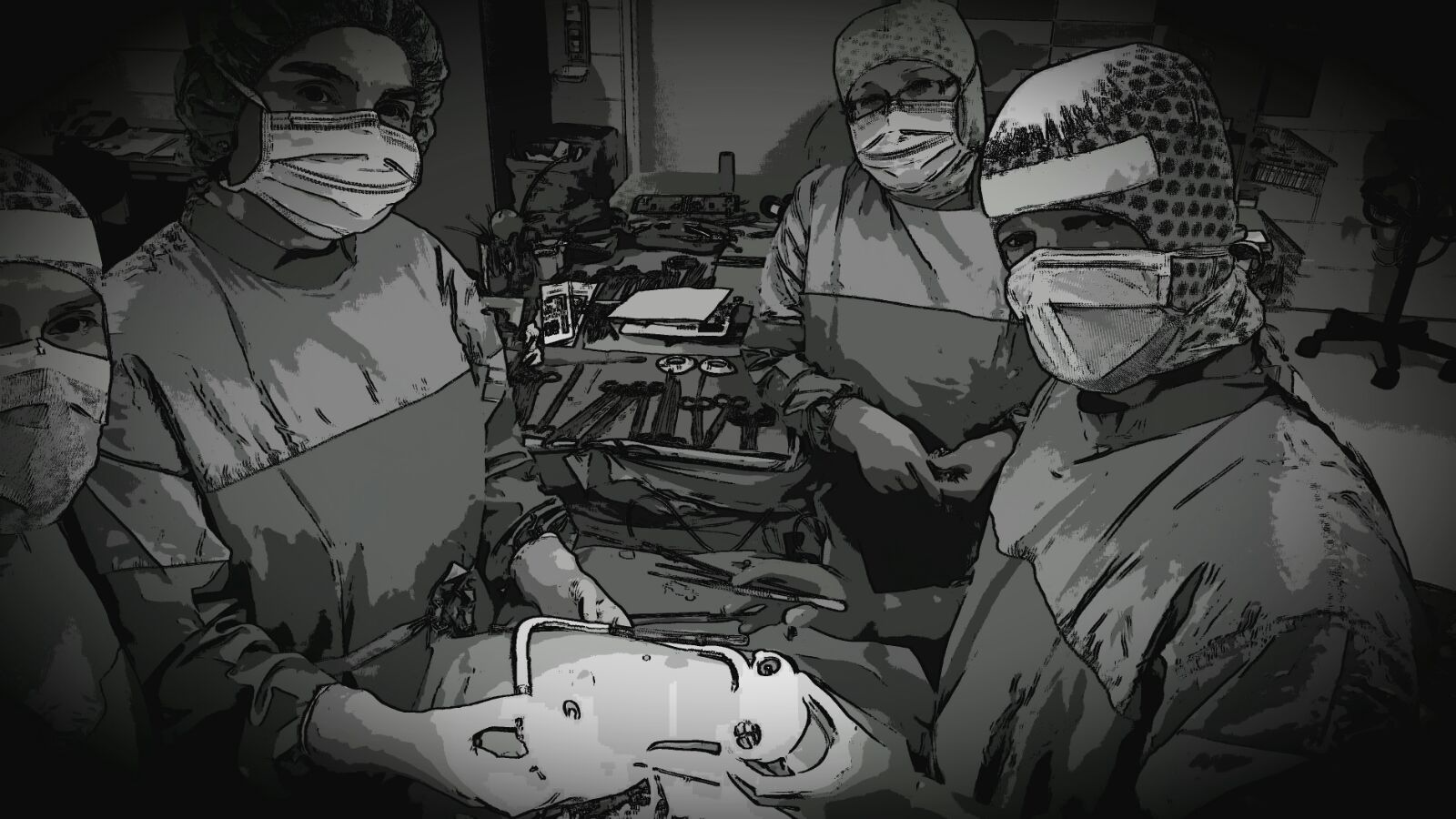 Surgeons at EKN Duisburg performing a SynCardia TAH-t implant. (Photo: Business Wire)