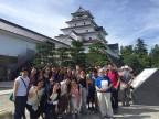 Prefettura di Fukushima: Alcuni studenti dell'Università degli Studi di Milano condividono la quotidianità di Fukushima