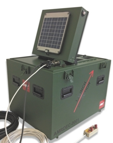 AeroVironment Introduces New Multi-Pack Launcher for Switchblade Lethal Miniature Aerial Missile System and Blackwing Unmanned Aircraft  (Photo: Business Wire)