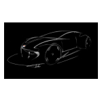 Early sketch of Fisker electric vehicle (Photo: Business Wire)