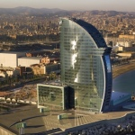 Hotel W in Barcelona, Spain (Photo: Business Wire)