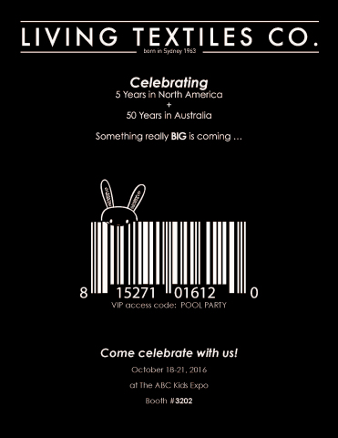 Come join us in our celebration! (Graphic: Business Wire)