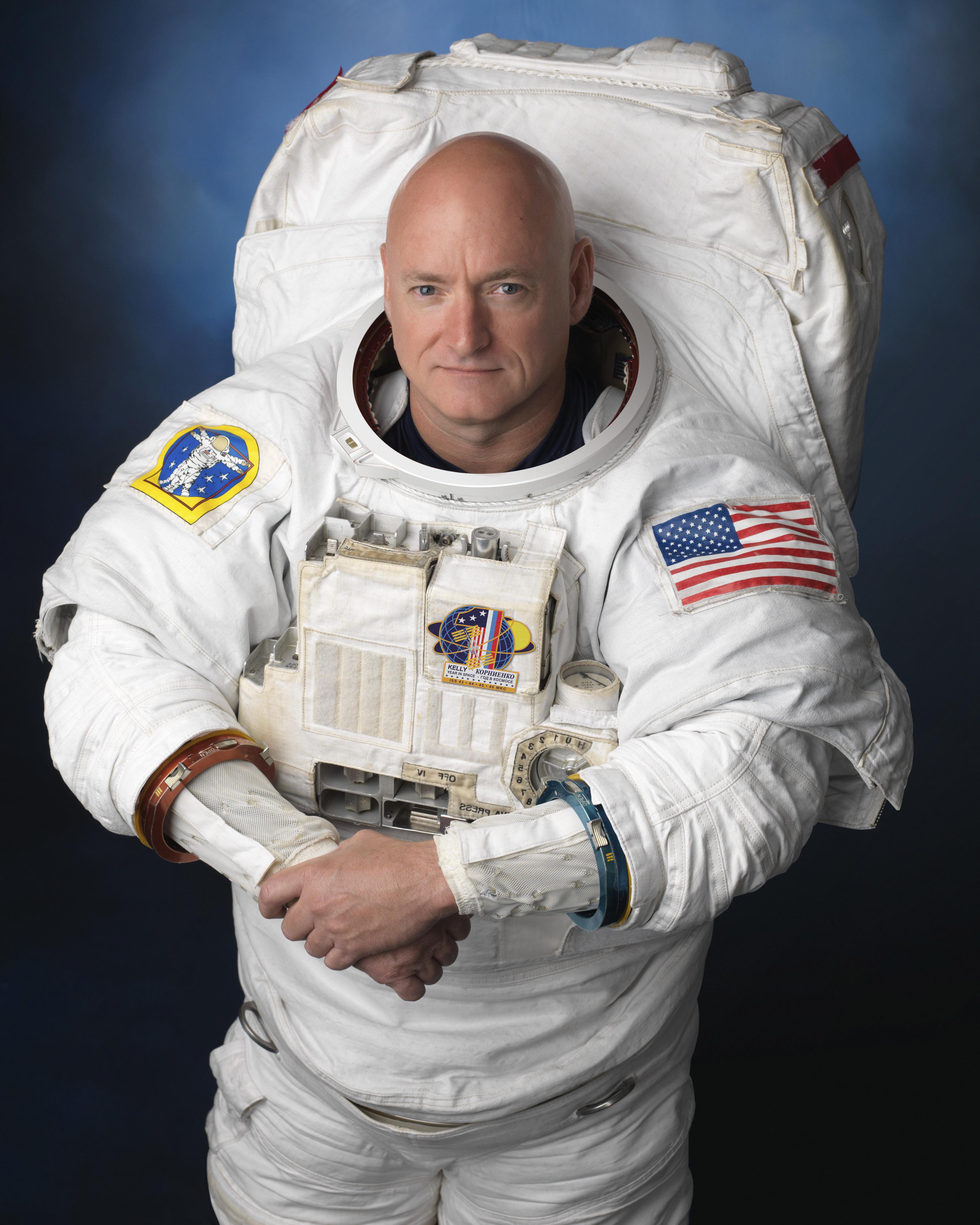 Captain Scott Kelly (Photo: Business Wire)